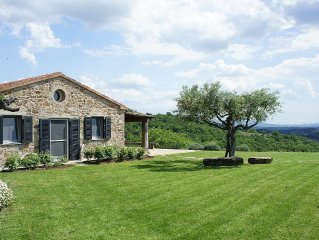 Retreat in the heart of Tuscan Maremma