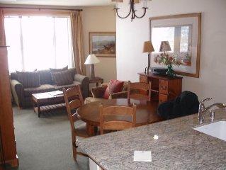 Perfect Mammoth Condo Rental- Ski In/Ski Out-Juniper Resort
