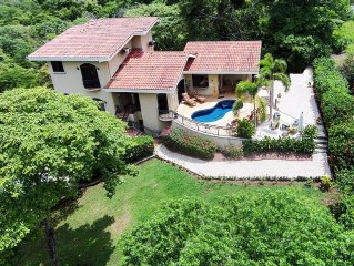 Villa Calypso! Beautiful Home Overlooking Pacific Ocean!  Private Pool!