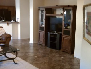 Competitive rates, Very clean, Built in Beefeater BBQ, Quiet Secure Neighborhood