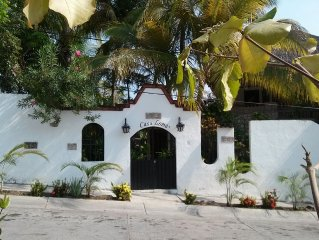 Great Value House Near the Beach in Puerto Escondido