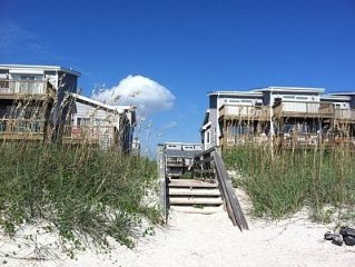 """Oceanfront Town home 'On a Wing a Wing and a Prayer"""" BOOKING NOW FOR 2020!!"""