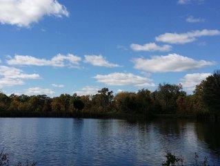 Glenn Acres Farm, Fishing, Hiking, Relaxing, a Place Everyone Loves!