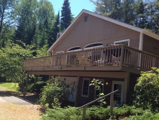 Chalet #5 Is A Premium Vacation Rental In Lake Placid, NY.