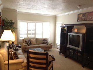 Comfortable Condominium Located In Downtown Salt Lake City