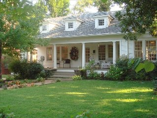 Romantic Maple Ridge Home, in the Heart of Tulsa - from $375/3 BR