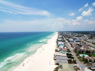 110 foot SURROUND BALCONY,  20TH FLOOR!  BEACHFRONT, OUTRAGEOUS VIEWS