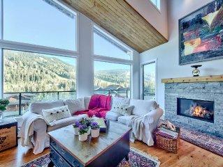 Luxury Alpine Getaway