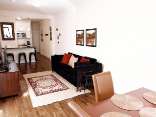 Upper West Side/Manhattan Valley 2 Bedroom