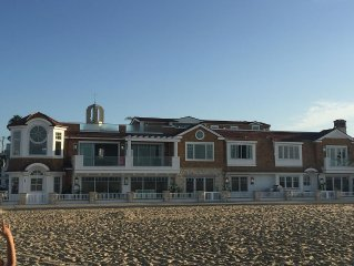 Newly Built Nantucket -- Luxury Living Right On The Sand -- Newport Peninsula