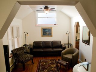 Ketchikan Vacation Rental - Executive 3 Bedroom Historic House