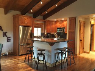 Updated Tahoe City Home - Huge Fenced Yard, <1 mi to Lake, Short Walk to Trails