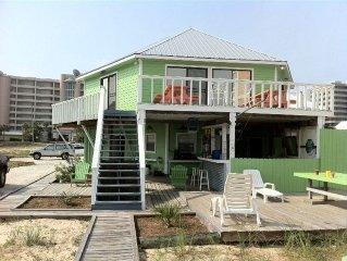 Boatslip! Flora-Bama! New Kitchen & Bathroom. Outdoor Bar Area