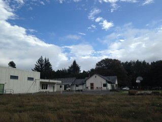 South Wing and/or North Wing Upper Chetco School