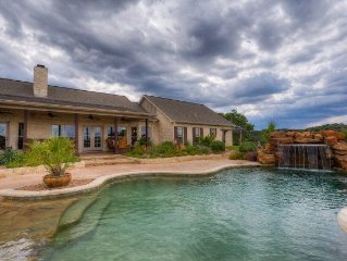 Luna Vista - Hill Country Getaway