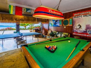 $110. Last min deals in Beautiful Ocean View Cottages with Hot Tub and Game room