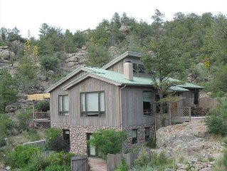 Secluded & Luxurious Mountain Sanctuary Near Gila Wilderness!