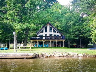 Sunshine Chalet: a perfect lakefront getaway! - SPRING SALE (details in listing)