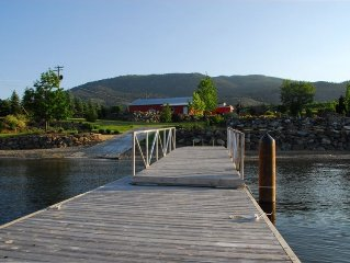 Private Lakefront Home Osoyoos