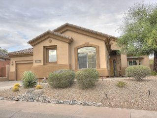 New Listing-Luxury Home at Eagle Mountain Golf Course near Scottsdale