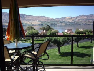 Most Updated Deluxe Condo At Lake Chelan Shores
