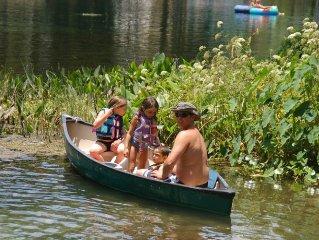 Snorkle, Kayak, Tube on Rainbow River