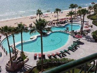 Sonoran Sea Beautiful 3BR/2BATH Oversized Delux Condo.