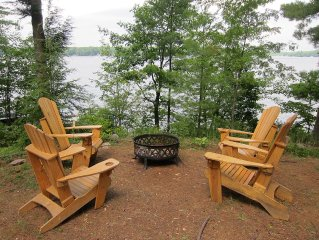 Newly Renovated Bright, Clean, Private Family Cottage on Lake Muskoka