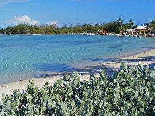 1BR Beachfront Villa at Palm Bay Beach Club on Great Exuma