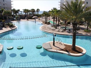 Waterscape A417 2 BR + Bunk Area and Fold-Out Sofa (Sleeps 8)