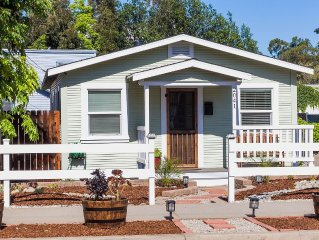 Relax In This Newly Renovated Downtown Cottage