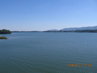 Beautiful Waterfront Condo with Spectacular Water & Mtn Views