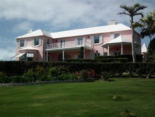 Charming, Spacious and Classic Home with Splendid Golf and Ocean Views