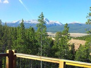 Stunning Mountain Getaway~Magnificent Views~Luxurious Finishes~Privacy