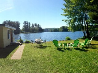 Lakefront Retreat with Two Cottages and Dog Friendly