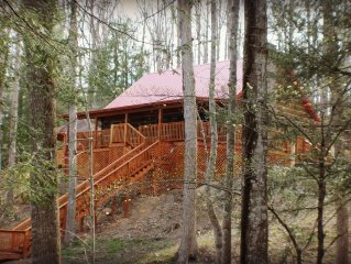 Cabin Fever - Lakefront Cabin - Book Your 2014 Vacation!