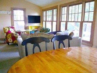 Pristine family-friendly cottage in scenic Leelanau County
