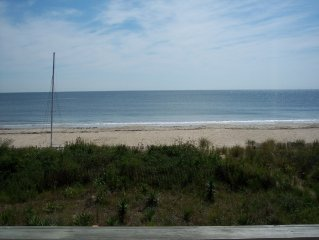 Beachfront Cottage Directly on the Chesapeake Bay - Priv Beach