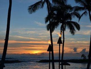 Ko Olina Closest 3 Bedroom Villa to the Beach
