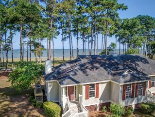 Memorial Day Weekend Just Opened Up! Stunning Ocean Front Cottage;  6-Seat Cart