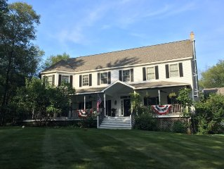 Large Colonial Just Outside Of Rhinebeck