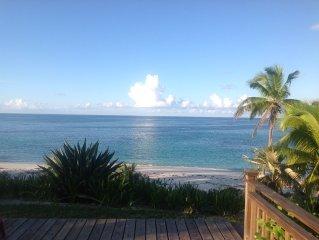 Barefoot Beach Villa.....Paradise on Earth