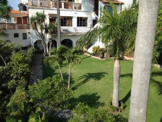Casa De Las Palmas, Historic Bed & Breakfast In Famous Taxco City