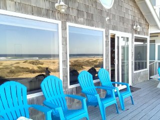 Oceanfront Summer Fun 1~ SLEEPS 10 - DISCOUNT AVAILABLE FOR 7 NIGHTS OR MORE