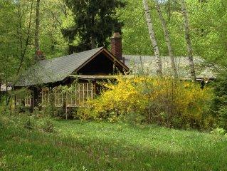 Quaint Lake Michigan Cottage