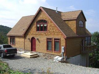 Custom Home, Amazing Views