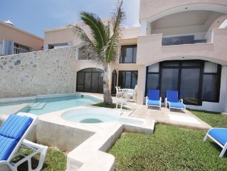 Gorgeous 5/5 Oceanfront Home with private pool!
