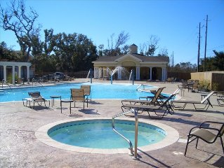 Full furnished, Gated, Clean, Minutes to Casinos, Walk to Beach