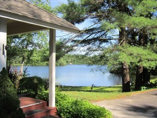 Perfect Private Lakefront for Family Fun!