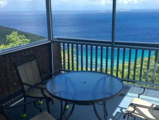 Winter in Paradise! PANORAMIC Ocean View, FULL Kitchen, Northside